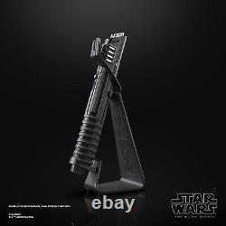 Preorder Oct Star Wars Black Series Mandalorian Darksaber Force Fx Lightsaber