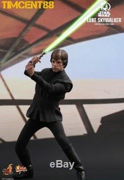 Prêt Hot Toys Mms429 Star Wars VI Le Retour Du Jedi Luke Skywalker Mark Hamill