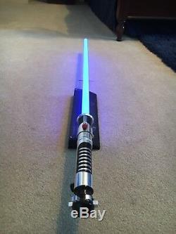 Rare 2008 Hasbro Obi Wan Light Saber Épisode 1