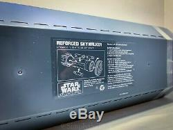 Reforged Rey Skywalker Hérités Lightsaber Hilt Star Wars Galaxies Bord D'origine
