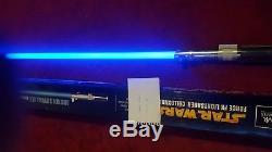 Réplique Star Wars Maître Anakin Sabre Laser Force Fx Sw-208