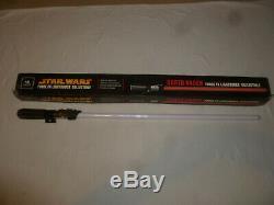 Répliques De Boîtes Star Wars Master Replicas Force Fx Lightsaber Sw-207 Light Saber 2005