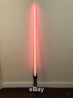 Répliques De Maître Star Wars Force Fx Darth Vader Lightsaber (2007)
