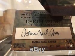 Répliques De Maîtres Darth Vader Lightsaber Signature Edition Esb, Star Wars