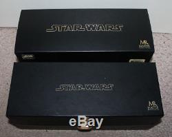 Répliques De Maîtres Obi-wan Lightsaber Edition Limitée Star Wars Anh Sw-109 Epi 4