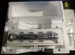 Répliques De Maîtres Star Wars Luke Skywalker Ep6 V2 Version 2 Sabre Laser Sw-171 Mib