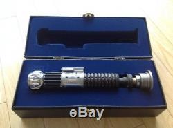 Répliques Maître Obi-wan Lightsaber Edition Limitée Star Wars Anh Sw-109