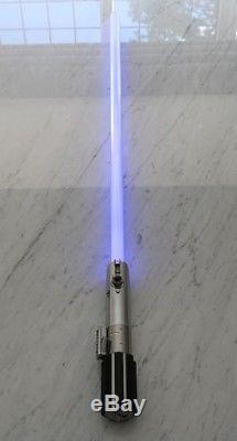 Répliques Maîtres Sabre Laser Force Fx Luke Skywalker (collection Uniquement)