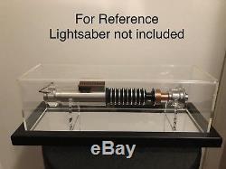 Répliques Maîtres Vitrine Du Sabre Laser Star Wars # Sw-501 Neuf De Marque