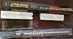 Répliques Originales De Force Fx 2005 Darth Vader Lightsaber Sw-207