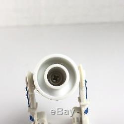 Rétro R2-d2 De Dessin Animé De Droïdes Star Wars Sautant Au Sabre-laser 1985 De Kenner (6066)