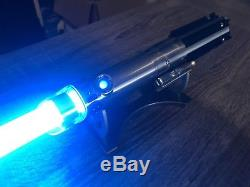 Rey Luke Anakin Sabre Laser Korbanth Graflex Deluxe Build