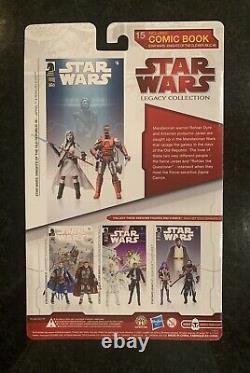 Rohlan Dyre Et Jarael Star Wars Comic Pack Mandalorian Exclusive