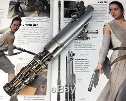 Rolightsaber Rey Épisode 8 Le Dernier Sabre Laser Jedi Star Wars Sabre Laser