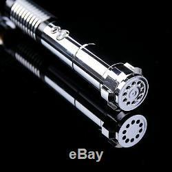 Rvb Star Wars Luke Skywalker Lightsaber Hilt En Métal 10 Couleurs Rvb Lumière