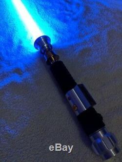 Saberforge Crystal Révéler Rédempteur. Obi Wan Kenobi Light Sabre