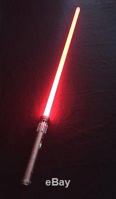 Sabre Laser Célibataire De Style Star Wars Style Dark Maul Dueling Sabre Laser De Star Wars
