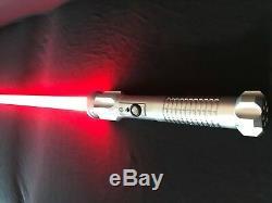 Sabre Laser De Duels Star Wars Avec Lame À Del En Garde
