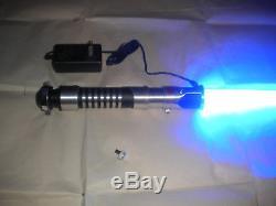 Sabre Laser De Style Menace Tpm Obi Wan Kenobi De Style Tpm Avec Effet Sonore Saberforge