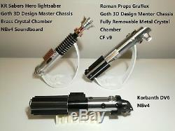 Sabre Laser Korbanth Graflex Lu Cfv7 Star Wars Not Ultrasaber Ou Saberforge