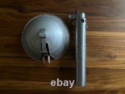 Sabre Laser Vintage Graflex 3 Cell Flash Handle Skywalker Avec Réflecteur