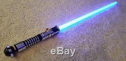 Série Signature Série Star Wars Obi-wan Kenobi Sabre Laser Force Fx Hasbro Tpm Aotc