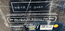 Sideshow Premium Format Star Guerres Darth Vader Figure Illuminant Sabre Et Combinaison 2005