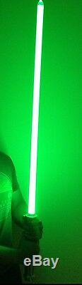 Skywalker Rotj 46 Luke Longue Master Replicas Force Fx Lightsaber Amovible Lame