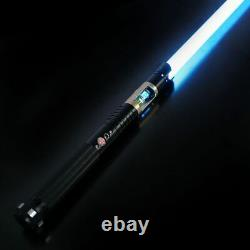 Star Replica Force Fx Heavy Dueling Metal Handle Lightsaber Rechargeable Wars