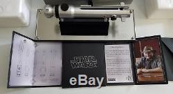 Star Wars Ahsoka Tano Lightsaber Réalisateur Proof Directeurs Ed Efx Prop Replica