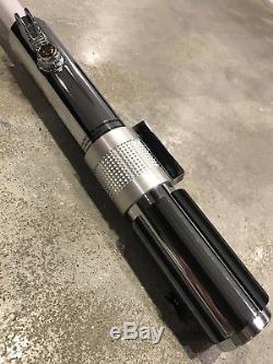 Star Wars Anakin Skywalker Lightsaber Répliques De Maître Fx Sw-208