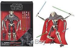 Star Wars Black Series 6 Grievous Action Figure Hasbro
