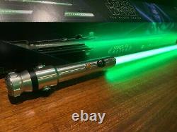 Star Wars Black Series Ahsoka Tano Force Fx Elite Lightsaber Mint In Sealed Box