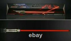 Star Wars Black Series Elite Emperor Palpatine Lightsaber Force Fx Darth Sidiious