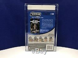 Star Wars Collection Vintage Vc19 Cody Boba Fett Offre Afa 9,0 Nm +