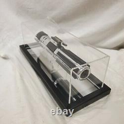 Star Wars Dark Vader Sabre Laser Anh Sw-106d Master Répliques Nouveau Luke Skywalker