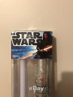 Star Wars Darth Maul À Double Tranchant Ultime Fx Lightsaber