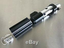 Star Wars Darth Vader Rotj Mpp V6 Graflex Skywalker Prop Ensemble Lightsaber Garde