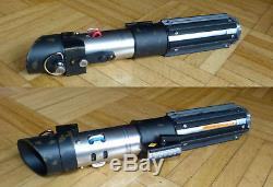 Star Wars Darthvader Force Fx Lichtschwert Sabre Laser Exklusiv Abnehmbare Klinge
