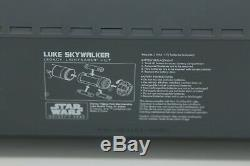 Star Wars Disney Exclusive Galaxys Bord Luke Skywalker Héritage Lightsaber! Nouveau