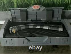 Star Wars Disney Galaxy's Edge Asajj Ventress Legacy Lightsaber Hilt Limited Nouveau