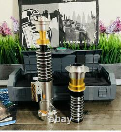 Star Wars Disney Galaxy's Edge Luke Skywalker Legacy Sabre Laser Hilt W Blade