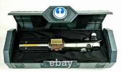 Star Wars Disney Galaxy's Edge Reforged Luke Skywalker Rey Legacy Lightsaber