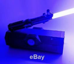 Star Wars Edge Disney Galaxy Reforged Rey De Rise Of Skywalker Lightsaber + Lame