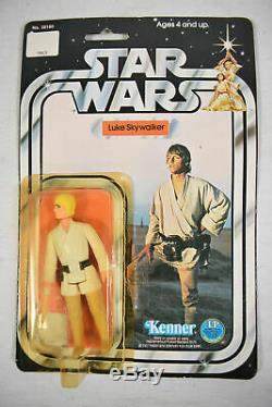 Star Wars Ep1 Un Nouvel Espoir Luke Skywalker 12 Retour 1977 Kenner Single Light Saber