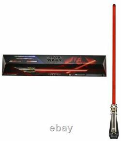Star Wars Episode III Série Noire Empereur Palpatine Force Fx Elite Sabre Laser