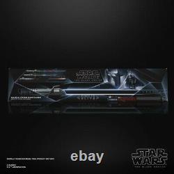 Star Wars Force Fx Elite Darksaber Pre Ordonnance
