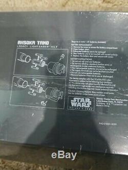 Star Wars Galaxies Bord Ahsoka Héritage Lightsaber Nouveau Scellés