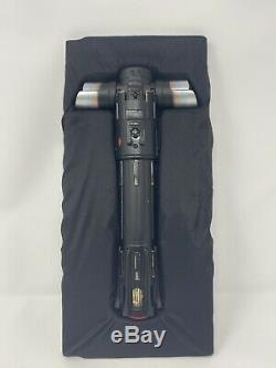 Star Wars Galaxies Bord Kylo Rens Héritage Lightsaber (ajouter Une Lame Pour 70 $)