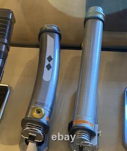 Star Wars Galaxy's Edge Ahsoka Tano Mandalorian Legacy Sabre Laser Disney